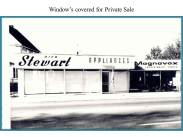 Back in the 1960's it was not uncommon to close for a day to prepare for a private sale. Invitations would go out to the existing customer base. Special pricing would be available for four short hours.