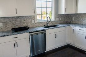 Electrolux dishwasher in the 2013 St. Jude Home in Avon