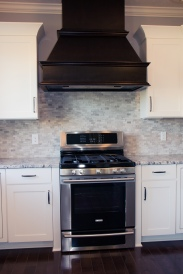 Electrolux range in the 2013 St. Jude Home in Avon