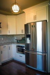 Electrolux refrigerator in the 2013 St. Jude Home in Avon