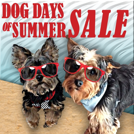dog days sale